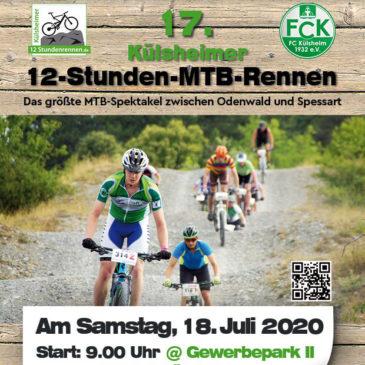 17. Külsheimer 12-Stunden-MTB-Rennen